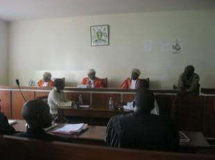 ICD judges