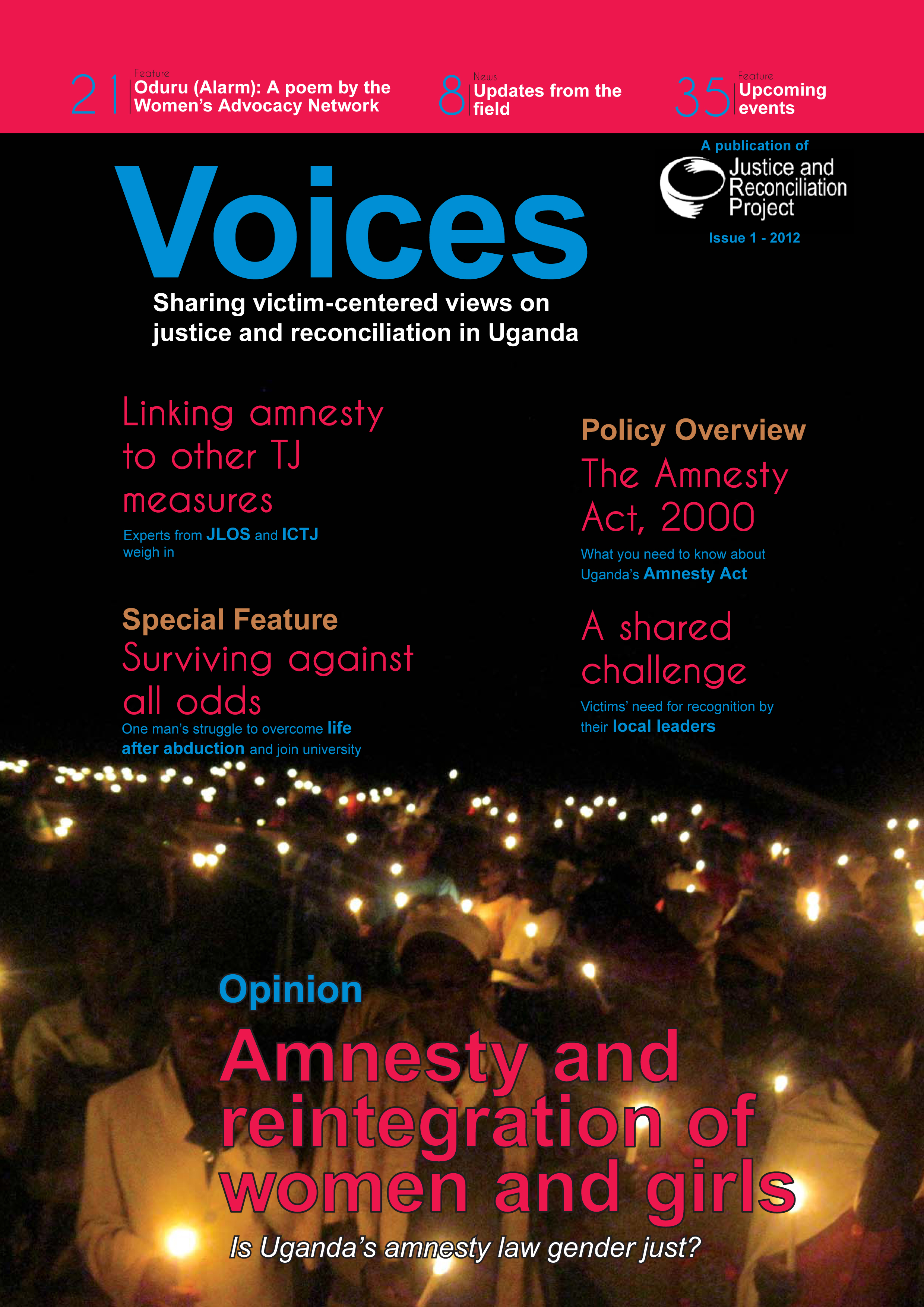 Voices Iss1 2012 cover