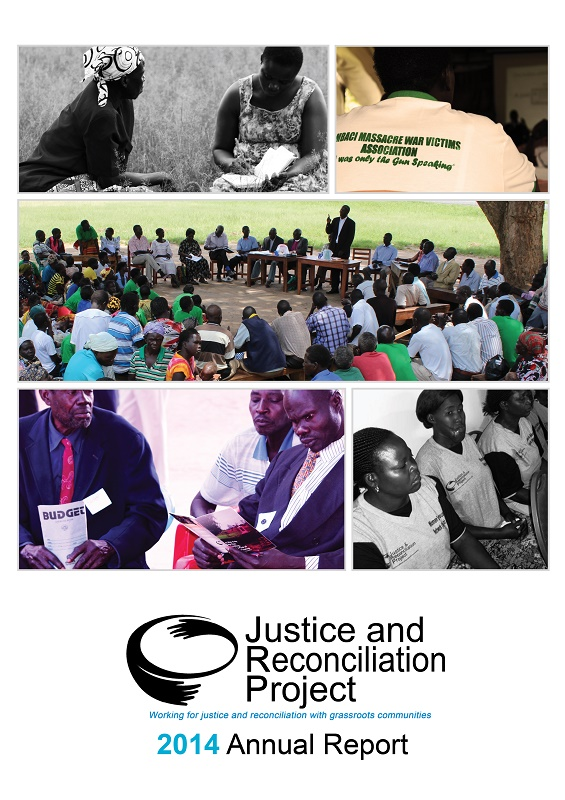 Justice and Reconciliation Project, 2014 Annual Report