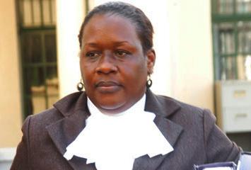 Joan Kagezi, Senior Principal State Attorney. Photo by Joseph Kiggundu, courtesy of Daily Monitor.