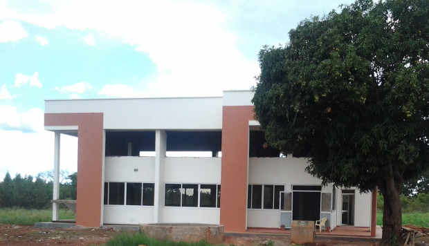 Almost ready! JRP's new home will be occupied at the beginning of July 2015.