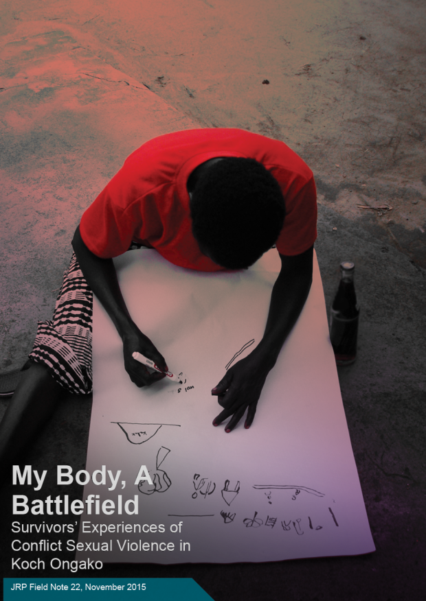 My Body, a Battlefield: Survivors' Experiences of Conflict Sexual Violence in Koch Ongako