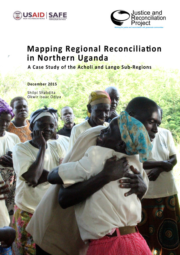 Mapping Regional Reconciliation in Northern Uganda: A Case Study of the Acholi and Lango Sub-Regions